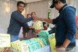 UMKM di Bukittinggi pasarkan kopi Bukik Apik dalam bentuk olahan roti
