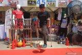Sepak bola, merebut impian sekaligus penyemangat  Candra