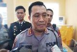 Kematian tahanan Polda Kalteng tidak ada unsur pidana