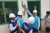 Desa Deppana Kabupaten Soppeng resmi dialiri listrik PLN