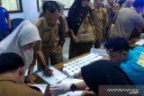Ratusan ASN Mukomuko Bengkulu jalani tes urine