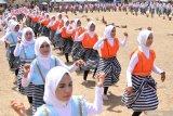 Tari Kolosal Buton Selatan Festival