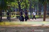 Kapolda: Ledakan di kawasan Monas berasal dari granat asap