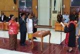 Milka Rumaropen perempuan pertama Papua jadi Ketua DPRD Biak