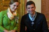 Mueller raih anugerah Order of Merit Bavaria