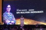 Sri Mulyani dorong kebijakan fiskal pemanfaatan APBN untuk hadapi gejolak global