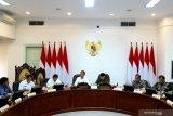 Presiden Jokowi minta pola baru pengelolaan cadangan beras