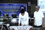 Pengelolaan aset PT Arun segera dilimpahkan ke pemerintah Aceh