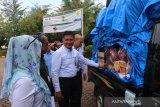 PLN Peduli serahkan bantuan ke korban banjir Solok Selatan