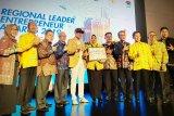 Penghargaan Bupati Entrepreneur Award 2019 buah kekompakan masyarakat Kobar