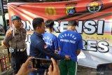 Polisi amankan dua dari tiga pembacok di Jalan Kartini
