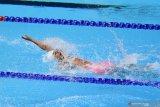 31 kali pecah rekor di renang dan atletik, dua kali oleh atlet Indonesia