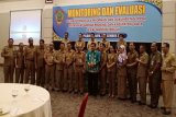 Dinas Kominfosandi Barito Utara ikuti monitoring dan evaluasi PPID