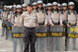 Polda Lampung pantau wilayah menggunakan CCTV jelang Natal dan Tahun Baru