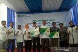BPJS Ketenagakerjaan  gaet pedagang pasar di Palembang jadi peserta