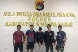 Pencuri di rumah warga Sapugara Bree dibekuk di Malang