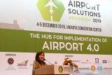 Dirjen Hubud minta operator bandara terapkan sistem berbasis internet