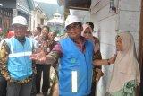 78 RTM di Kabupaten Pekalongan dapatkan sambungan listrik gratis