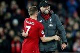 Klopp sanjung pemain pelapis Liverpool