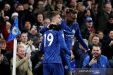 Chelsea perpendek poin dengan City usai tundukan Aston Villa