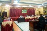 DPRD, pemkab dan kades di Bartim bahas pembentukan raperda produk hukum desa