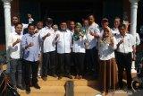 Cutra Andika kembalikan berkas pendaftaran Bacabup Rohil di PKB