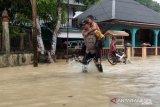Tambelan kambali dilanda banjir dan longsor
