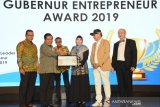 Gubernur NTB meraih Regional Leader Entrepreneur Awards
