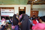 Pasca-Banjir Rohul, ACT-MRI Riau bantu pelayanan kesehatan
