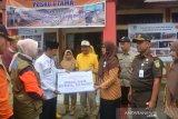BPJS Kesehatan Solok salurkan bantuan untuk korban bencana di Solok Selatan