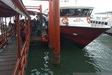 Puluhan ASN terlambat akibat Feri Baruna tidak berlayar