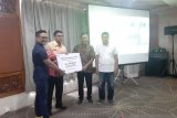 Pertamina bantu modal UMKM Kampar dan Inhil Rp1,785 miliar