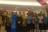 18 kader posyandu asal Papua Barat belajar di Kota  Makassar