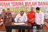 Perolehan bulan dana PMI Bantul Rp1 miliar