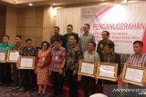 Sangihe dan Manado raih anugerah Keterbukaan Informasi Badan Publik