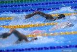 Aldila awali perburuan medali emas, renang berharap atlet muda