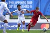 SEA Games 2019 -- Timnas U-22 turunkan skuat terbaik kontra Myanmar