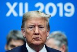 Trump tegaskan pembicaraan perdagangan dengan China berlangsung sangat baik