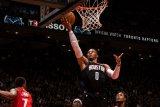 Rockets paksa  Raptors telan kekalahan beruntun