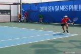 Aldila Sutjiadi berhasil raih emas SEA Games 2019 dari tenis