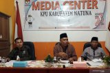 KPU Natuna umumkan perubahan syarat dukungan calon bupati