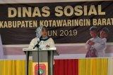 Bupati Kobar perintahkan SKPD berkoordinasi mengentaskan kemiskinan