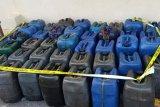 Satgas Pangan Polres Palopo sita ratusan liter solar