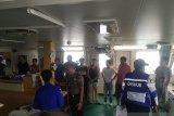 Keterangan polisi terkait pemeriksaan kapal berbendera Tiongkok