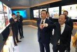 Luhut tawarkan produsen fiberglass China berinvestasi di Indonesia
