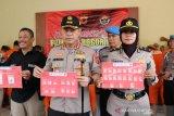 Polresta Bogor Kota berhasil proses 11  perkara narkoba