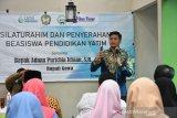 44 anak yatim piatu Kabupaten Gowa dapat beasiswa dari Kuwait