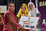 Semen Padang raih juara 1 pemeringkatan badan publik se-Sumbar