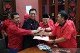 Mantan Ketua DPRD Jateng Murdoko daftar bakal calon bupati Kendal
