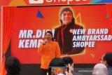 Didi Kempot dinobatkan sebagai duta merek perusahaan e-commerce asing